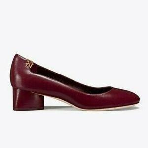 Tory Burch Elizabeth round heel pump BNWOB